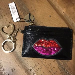 Victoria's Secret Cardholder/key chain